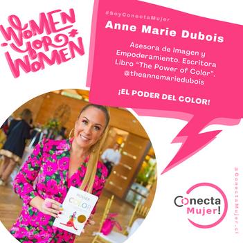 ANNE MARIE DUBOIS