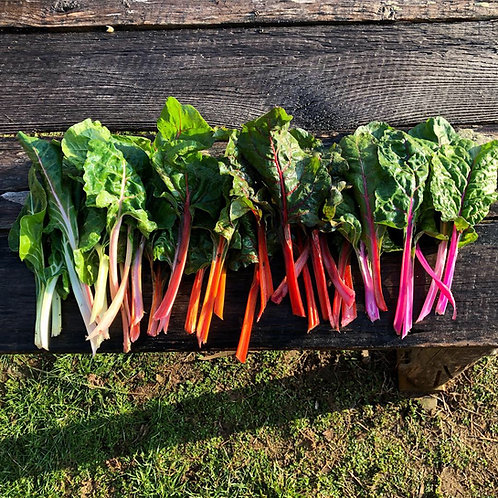 Seasonal Greens and Veggies
