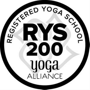 Yoga Alliance RYS 200 hour certification Alpha Yoga School