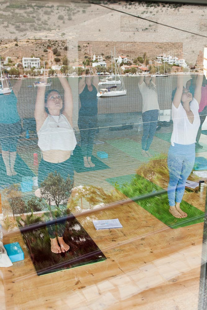 Alpha Yoga School | Join Alpha Yoga School for 200-hour and 300-hour residential, all inclusive Yoga Teacher Training in Greece