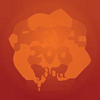 Logo for experienced registered yoga teacher