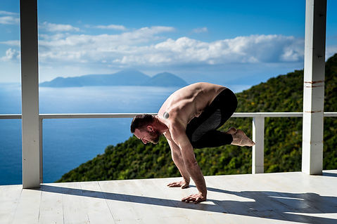 yoga retreat in Greece 2021
