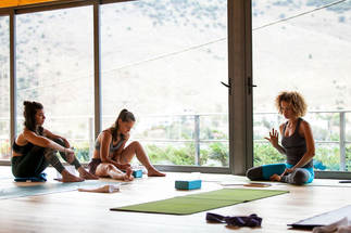 Greece yoga teacher tranining