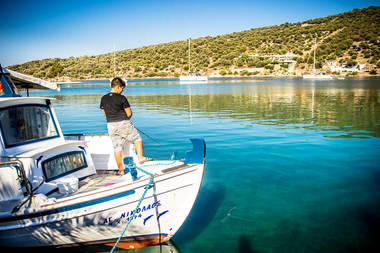 Greece yoga teacher tranining