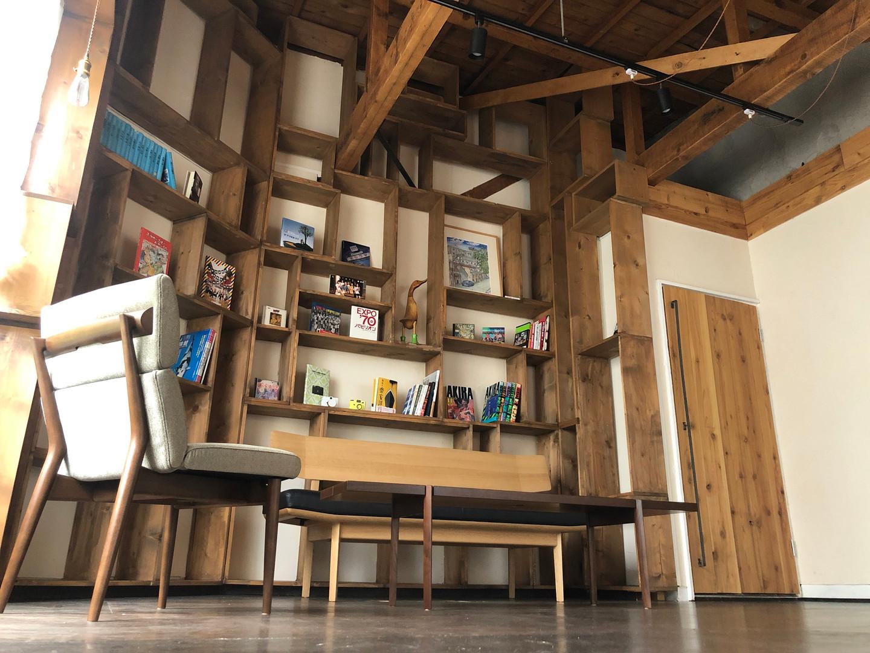 authentic hut