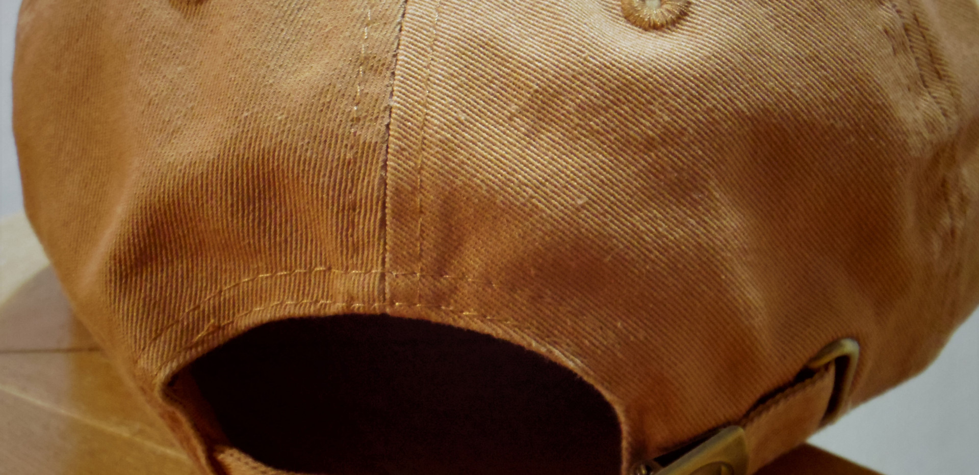 Twill-Cap #02 Ironai brown