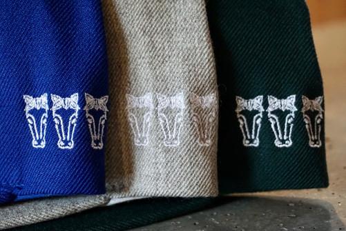 Flat visor cap #3.5 三馬colors