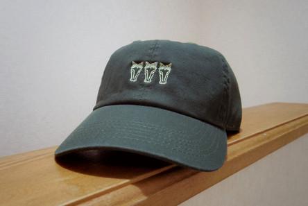 Twill-Cap #02 Karamatsu green