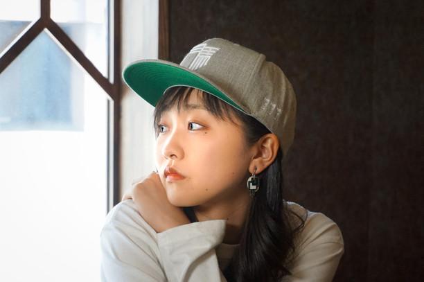 Flat visor cap #3.5 三馬gray