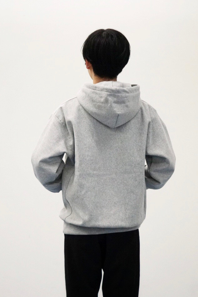 Sweat parka #01