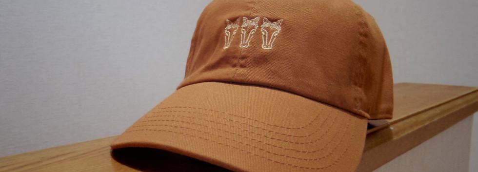 Twill-Cap #02 Ironai brown