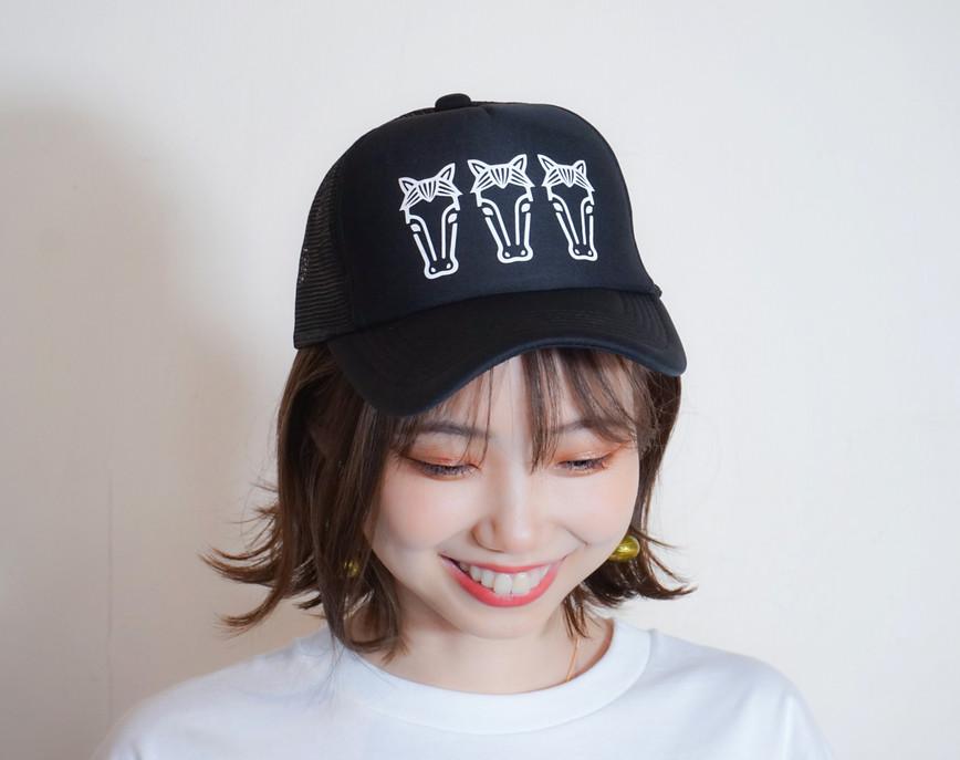 Mesh cap #01