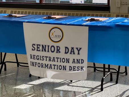 AVID Senior Day a Big Hit With College-Bound Seniors