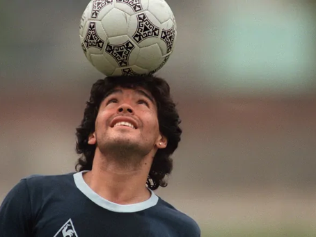 Soccer Community Mourns Legend Diego Maradona