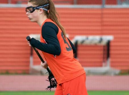 Athlete Spotlight: Caitlin Convey