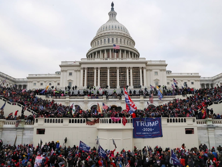 Trump Supporters Breach Capitol Building During Protest