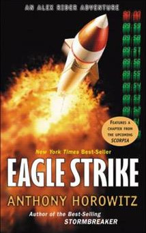 Book Review: Eagle Strike by Anthony Horowitz