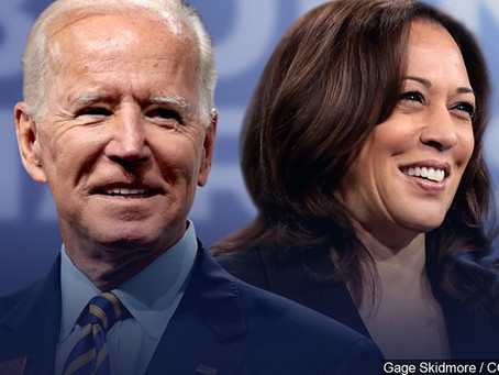 The Inauguration of Joe Biden and Kamala Harris Provides Hope During Uncertain Times