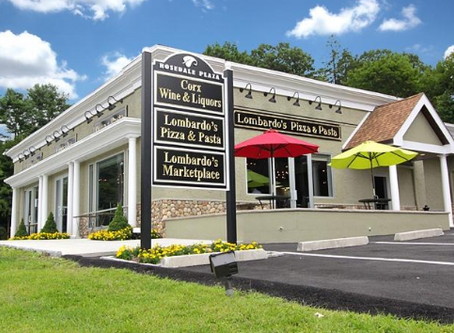 Lombardo's Pizza – Comfortable yet Classy Restaurant where Pizza isn't the Only Dish that Excites