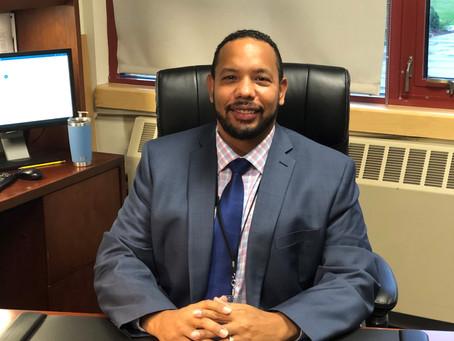 WPHS Welcomes Principal Martinez