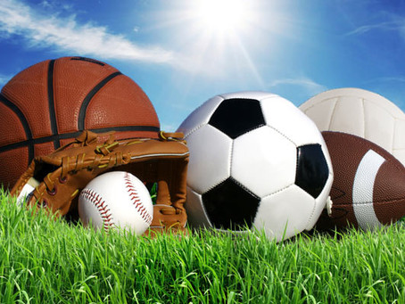 Spring Sports a Great Way to Alleviate Stress