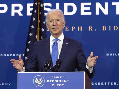 Biden Aims for a More Diverse and Qualified Cabinet