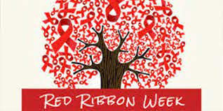 Wear Red on Wednesday for Red Ribbon Week