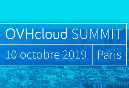 OVHcloud SUMMIT 2019 - Spheris était là !