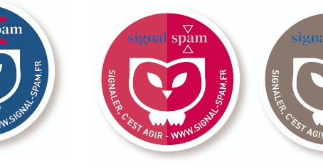 Spheris vous recommande - Signal Spam
