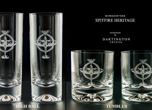 Dartington Crystal Glasses (UK only)