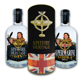 Single Bottle Spitfire Heritage Gin and