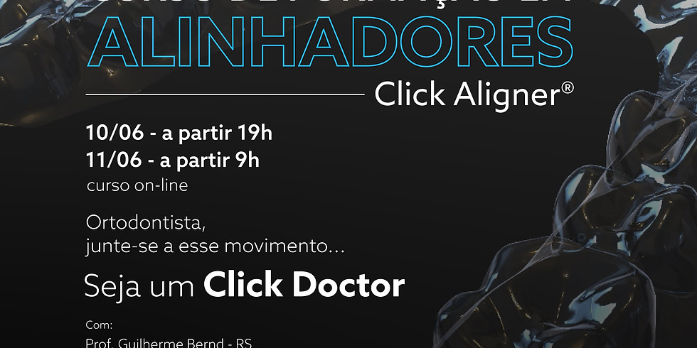 Curso de Formação em Alinhadores Click Aligner® - UNINOVAFAPI