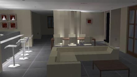 3D Lighting Design uk oxford.
