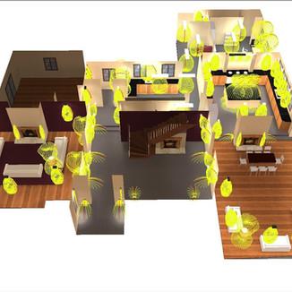 VR Lighting Design London