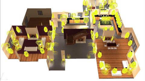 VR   3D Lighting Design London   Oxford   Birmingham