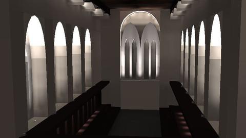 Church Lighting Consultants Berkshire lighting visualisation service