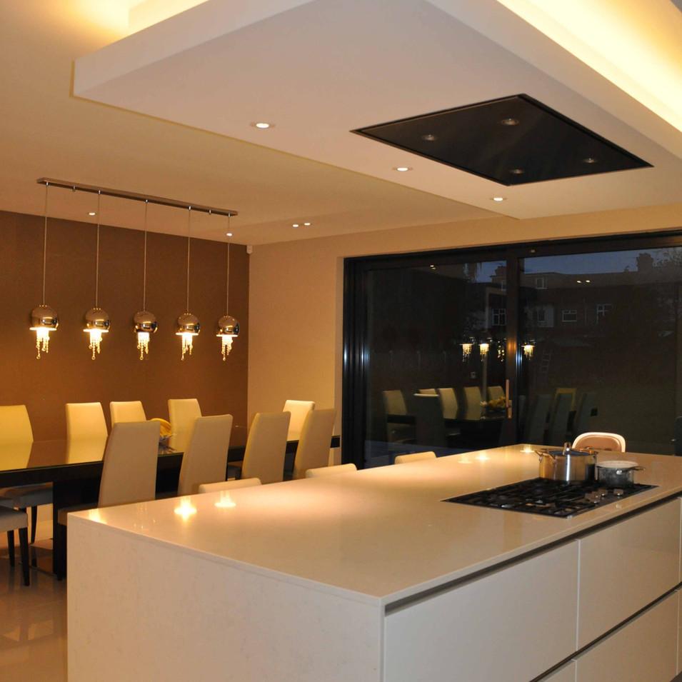 Lighting Design London | home lighting