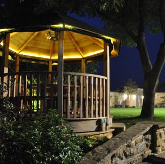 Exterior Hidden Light |  garden lighting ocford | home lighting design London