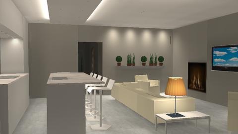 Professional 3D Architectural Visualizat