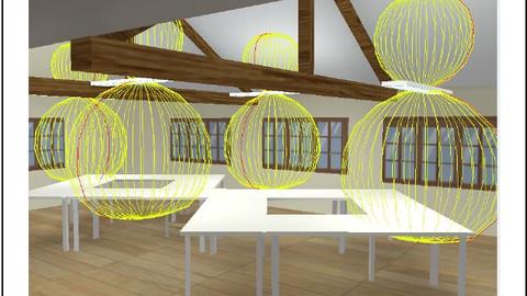Lighting Visualisation Service Berkshire