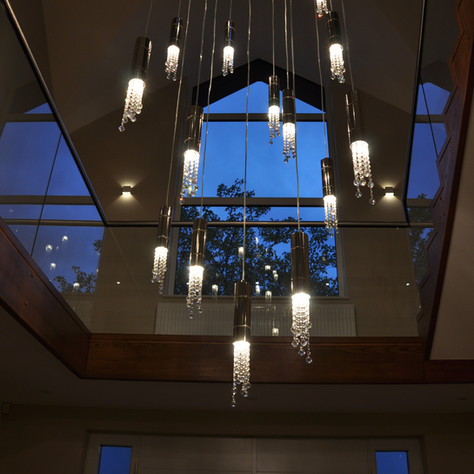 LED lighting consultancy specialising in high end residential properties, hospitality