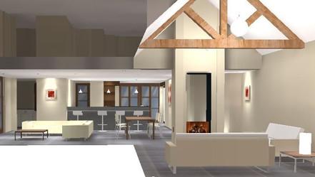 3D Lighting Design self build, grand designs lighting consultant