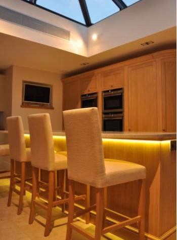 Lighting design London smart LED lighting