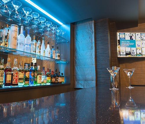 Hotel retail office lighting designLed+Lighting