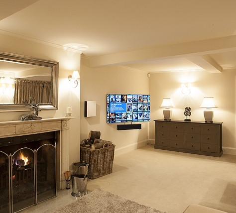 Home LED lighting Minehead Smart lighting Control