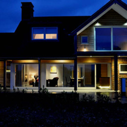 Our Expert Team Design Lighting and Control Schemes For Residential Properties