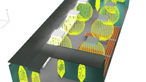 Professional 3D lighting Architectural V