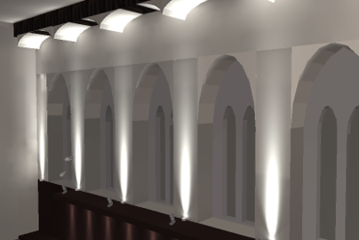 church lighting specialist for designing and installing lighting within liturgical and heritage