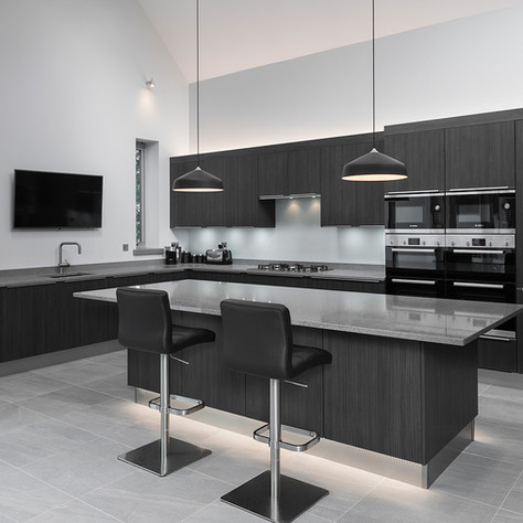 KITCHEN Lighting Design oxford lighting consultants