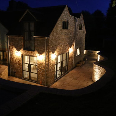 Exterior lighting consultants for local planning
